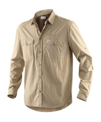 Correspondent Long Sleeve Shirt M