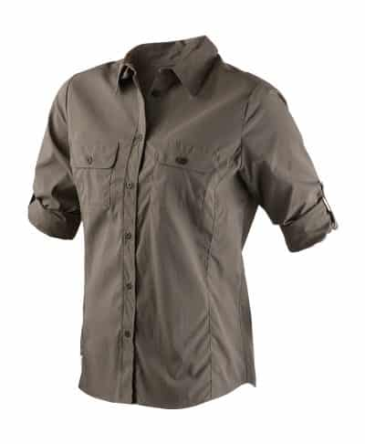 Correspondent Long Sleeve Shirt W