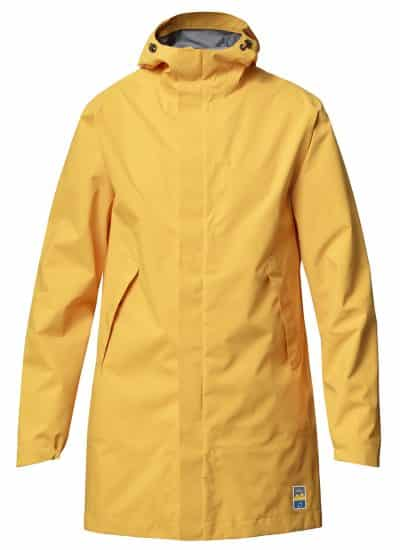 Re-Sorted Rain Coat M