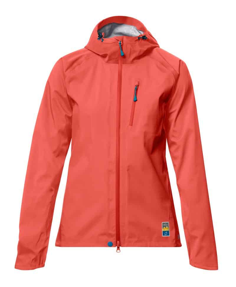 Re-Sorted Active Shell Jacket W
