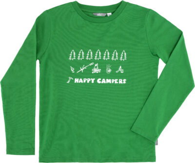 LS Tee Junior – Happy Camper