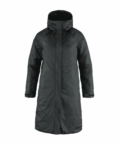 Belay Padded Coat W